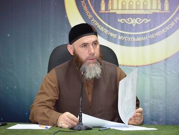 Муфтий Чечни провел расширенное совещание