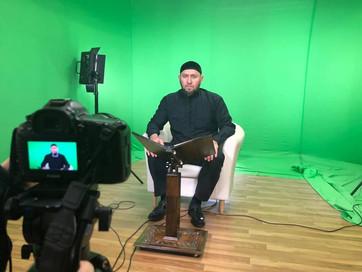 Заместитель Муфтия ЧР Аслан Абдулаев рассказал о нраве лучшего из людей - Пророка Мухаммада (да благ