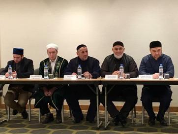 Заместитель Муфтия ЧР Ансар Хетиев  в ходе рабочей поездки в Москву принял участие в заседании Совет