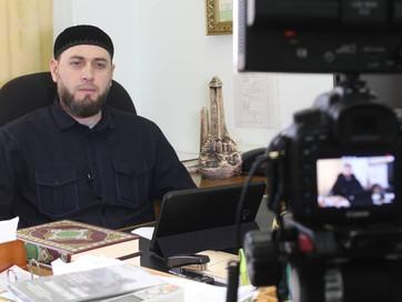 Заместитель Муфтия ЧР Лема Хашуев рассказал об истории Священной Каабы