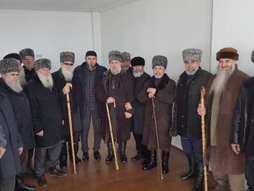 Представители ДУМ ЧР на презентации духовного центра в Ингушетии