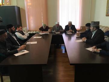Заседание Исполнительного комитета Координационного центра мусульман Северного Кавказа