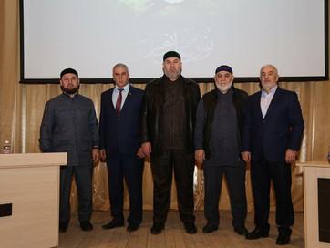 Заместители Муфтия ЧР Ансар Хетиев и Асвад Хареханов,  высоко оценили мастерство чтение Священного К