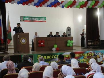 Заместитель Муфтия ЧР Аслан Абдулаев принял участие в традиционной Августовской конференции работник