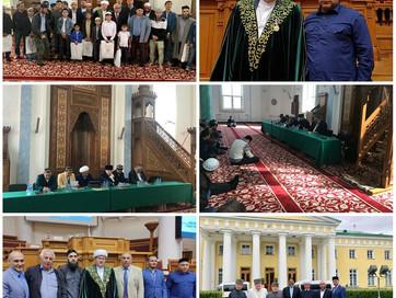 Руководитель Аппарата ДУМ ЧР Супьян Курбанов  принял участие в торжественных мероприятиях в городе С