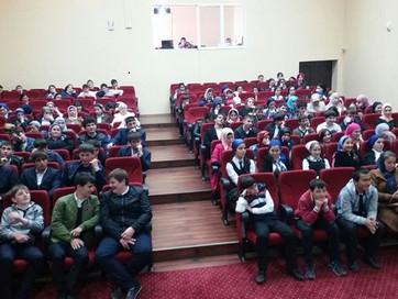 О ценностях ислама говорили на встрече со школьниками
