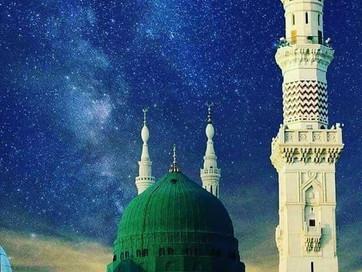 «Кто верит в АЛЛАХlА и Судный день, для того пятничный намаз (аль-джум'а) является обязательным (фар