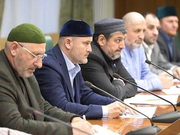 Совещание повопросам Хаджа, прошло вСовете Федерации