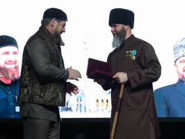 Советник Главы Чеченской Республики Салах-хаджи Межиев переизбран на пост председателя ДУМ ЧР