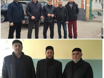 Встреча с Волгоградской диаспорой