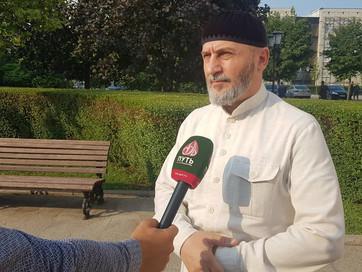 Заместитель Муфтия ЧР Арби Хабзиев  рассказал о подготовке к Хаджу и о достоинствах священного месяц