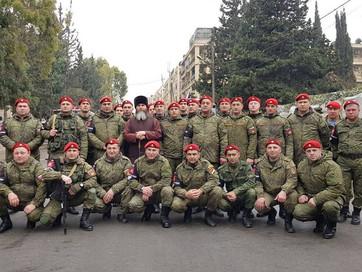 Встреча с земляками военными