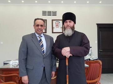 Встреча в Столице с чрезвычайным и полномочным послом Кувейта