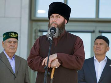 Муфтий принял участие в празднике на земле Татарстана