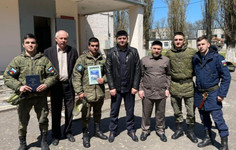 Любовь к Родине в сердце каждого военнослужащего, призванного из Чеченской Республики