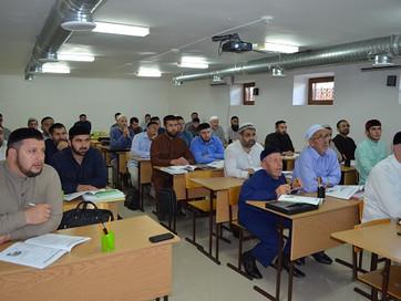 Лекции для чеченских имамов продолжаются