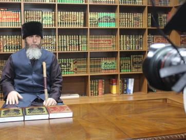 Муфтий ЧР Салах-Хаджи Межиев рассказал о поездке в Сирийскую Арабскую Республику, где принял участие