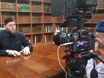 Заместитель Муфтия ЧР Лема Хашуев рассказал о работе Духовного управления мусульман Чеченской Респуб