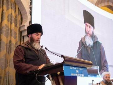 Выступление Советника Главы ЧР, Муфтия ЧР Салах-Хаджи Межиева на Международной конференции в КСА