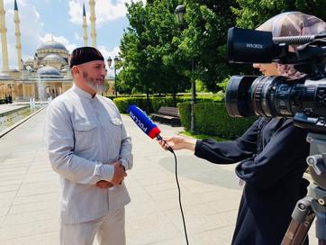 Заместитель Муфтия ЧР Арби Хабзиев рассказал о последней декаде священного месяца Рамадан