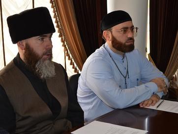 С.Межиев принял участие в заседании АТК ЧР