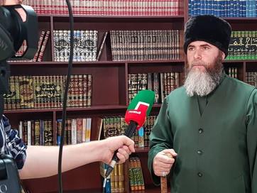 Советник Главы ЧР, Муфтий ЧР Салах-Хаджи Межиев рассказал об итогах поездки в Королевство Саудовской