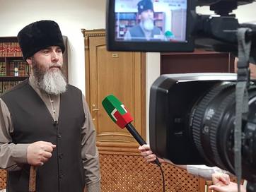 Муфтий ЧР Салах-Хаджи Межиев рассказал о работе, проводимой Региональным общественным фондом имени А