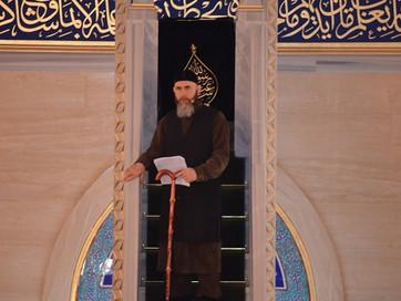 Проповедь о заблуждениях ИГ прочитал муфтий ЧР