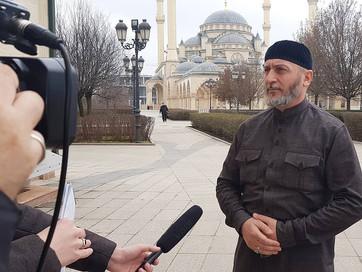 Заместитель Муфтия ЧР Арби Хабзиев рассказал о воспитании детей в Исламе и о ценности дуа (молитвы)