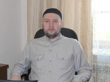 Интервью с начальником отдела образования Муфтията
