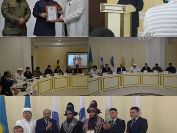 Представители ДУМ приняли участие в Совете благотворительных Обществ
