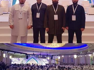 """IV Международный исламский форум """"Укрепление мира в мусульманских обществах"""" (Абу-Даби)"""