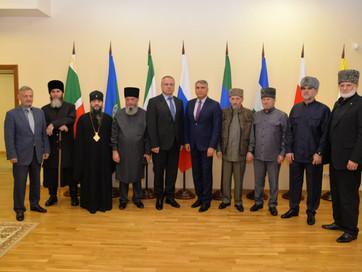 Советник Главы Чеченской Республики, Муфтий ЧР Салах-Хаджи Межиев принял участие в расширенном совещ