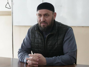 Заместитель Муфтия ЧР Аслан Абдулаев посетил Чеченский государственный педагогический университет