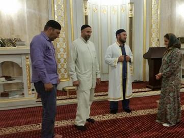 Ряды мусульман пополнила жительница Ростовской области