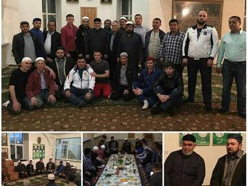 Визит заммуфтия Чечни в Благовещенск