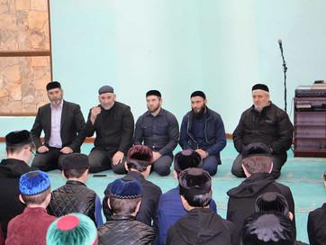 Главой ЧР Р. А. Кадыровым созданы все условия для приобретения знаний
