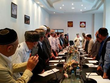 Во Владикавказе состоялась встреча глав северокавказских муфтиятов