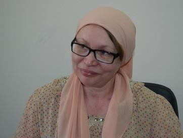 В ДУМ Чечни прошел обряд принятия ислама