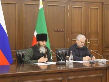 В Грозном состоялось заседание оргкомитета по подготовке Исламской конференции