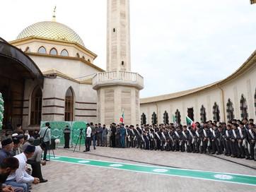 Руководитель комитета по делам Священного Корана при ДУМ ЧР Ахмед Расуев принял участие в очередном