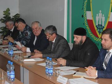 Круглый стол о социальном сопровождении осужденных прошел в Чечне.