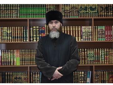 Поздравление муфтия ЧР С.Межиева с праздником Ид-аль-Фитр