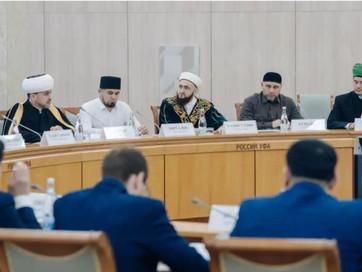 В городе Уфе Республики Башкортостан состоялось   расширенное совещание Совета по Хаджу.