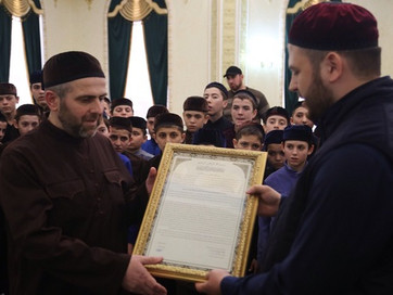 Иджазу получил богослов А.Илесов