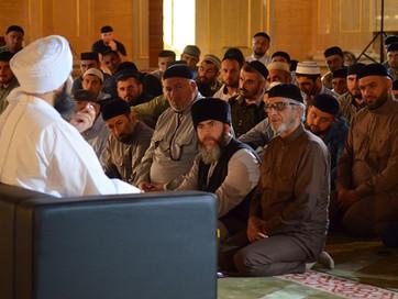 Лекции шейха Али Джифри в «Сердце Чечни» продолжаются