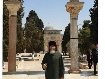 Муфтий ЧР, Шейх Салахь-Хаджи Межиев призывает мусульман по мере возможности посещать третью заповедн