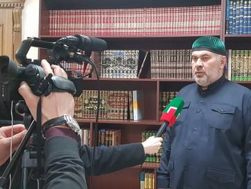 Заместитель Муфтия ЧР Асвад Хареханов  рассказал об отношении к животным в Исламе