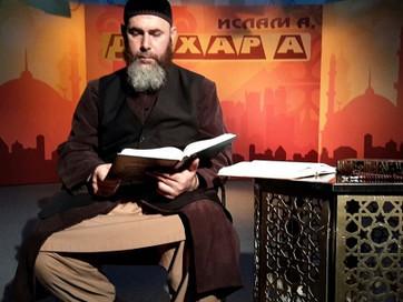 С.Межиев прочитал проповедь о благах Рамадана