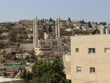 Муфтий посетил мечеть имени Первого Президента ЧР в  Израиле